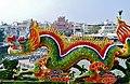 Kaohsiung Lotus Pond Tiger- & Drachenpagode Dach Drachen 1.jpg
