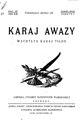Karaj Awazy. 1934 №01.pdf