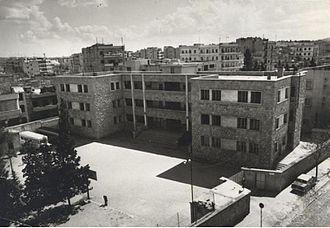 Karen Jeppe - Karen Jeppe Armenian College of Aleppo in 1973