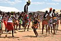 Karimojong traditional dance in North Eastern Uganda.jpg
