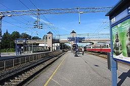 Karis sporskiftegård