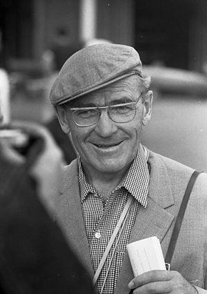 Karl Adam (rowing coach) - Karl Adam in 1968