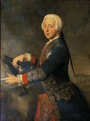 Ferdinand Albert II, Duke of Brunswick-Wolfenbüttel - Image: Karl I. von Braunschweig