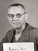 Karl von Roques at the Nuremberg Trials