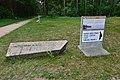Karny obóz pracy w Treblince Oznaczenia prowadzące do obozu.jpg