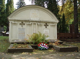 National Cemetery in Martin - Image: Karol Kuzmany