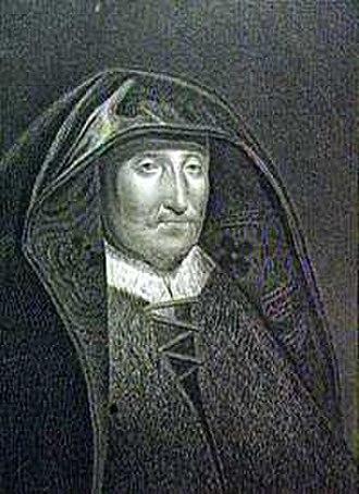 Katherine FitzGerald, Countess of Desmond - Katherine, Countess of Desmond, the Dromana Portrait