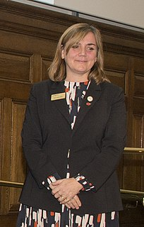 Kathy Willis British ecologist