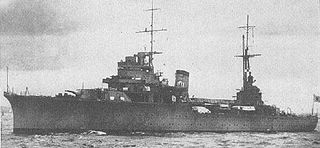 Japanese cruiser <i>Katori</i>