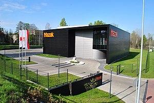 Yamazaki Mazak Corporation - Image: Katowice Załęże Mazak