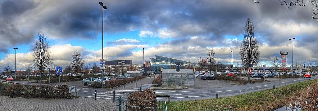 KaufPark Eiche Ahrensfelde Brandenburg 2019