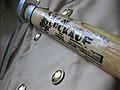 Keilhaue Bergmann Hammer VEB - BKW - GLÜCKAUF -Träger des Vaterländischen VO in Gold - Betrieb im VE BKK Senftenberg - Lupus in Saxonia Bild 00001.jpg
