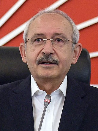 Turkish local elections, 2019 - Image: Kemal Kılıçdaroğlu (cropped 2)