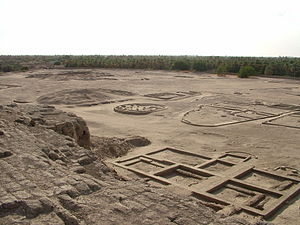 Kerma culture - Excavations at Kerma.