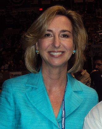 Kerry Healey - Image: Kerry Healey, Mass GOP Chair