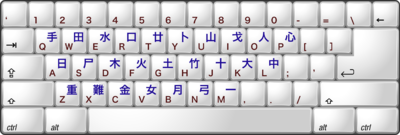 Chinese input methods for computers - Wikiwand