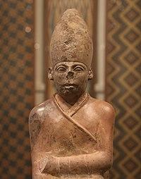 Khasekhemwy statue Ashmolean.JPG