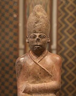 Статуя Хасехемви, Ашмоловский музей