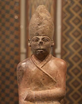 Khasekhemwy - Image: Khasekhemwy statue Ashmolean