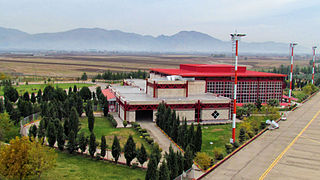 Khorramabad Airport airport in Lorestan Province, Iran