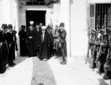 King Hussein bin Ali at Amman 1921.png