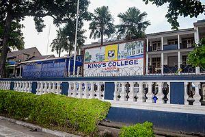 King's College, Lagos - Image: Kings College, Lagos