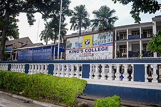 King's College, Lagos - Image: Kings College, Lagos