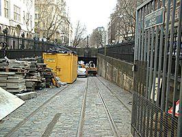 Kingsway tramway subway