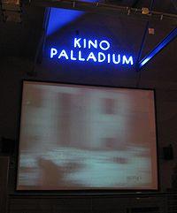 Kino Palladium w Muzeum Powstania Warszawskiego (2008)