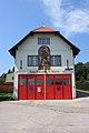 Klagenfurt St Martin - Feuerwehrhaus.JPG