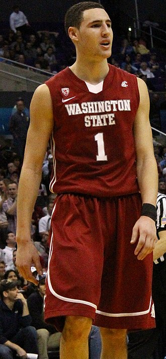 Klay Thompson - Thompson in February 2011