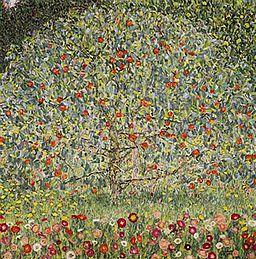 Klimt-Jabłoń I