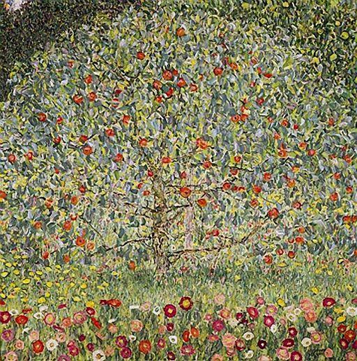 Klimt-Apfelbaum I