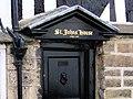 Knaresborough - Church Lane, St John's House - geograph.org.uk - 520595.jpg