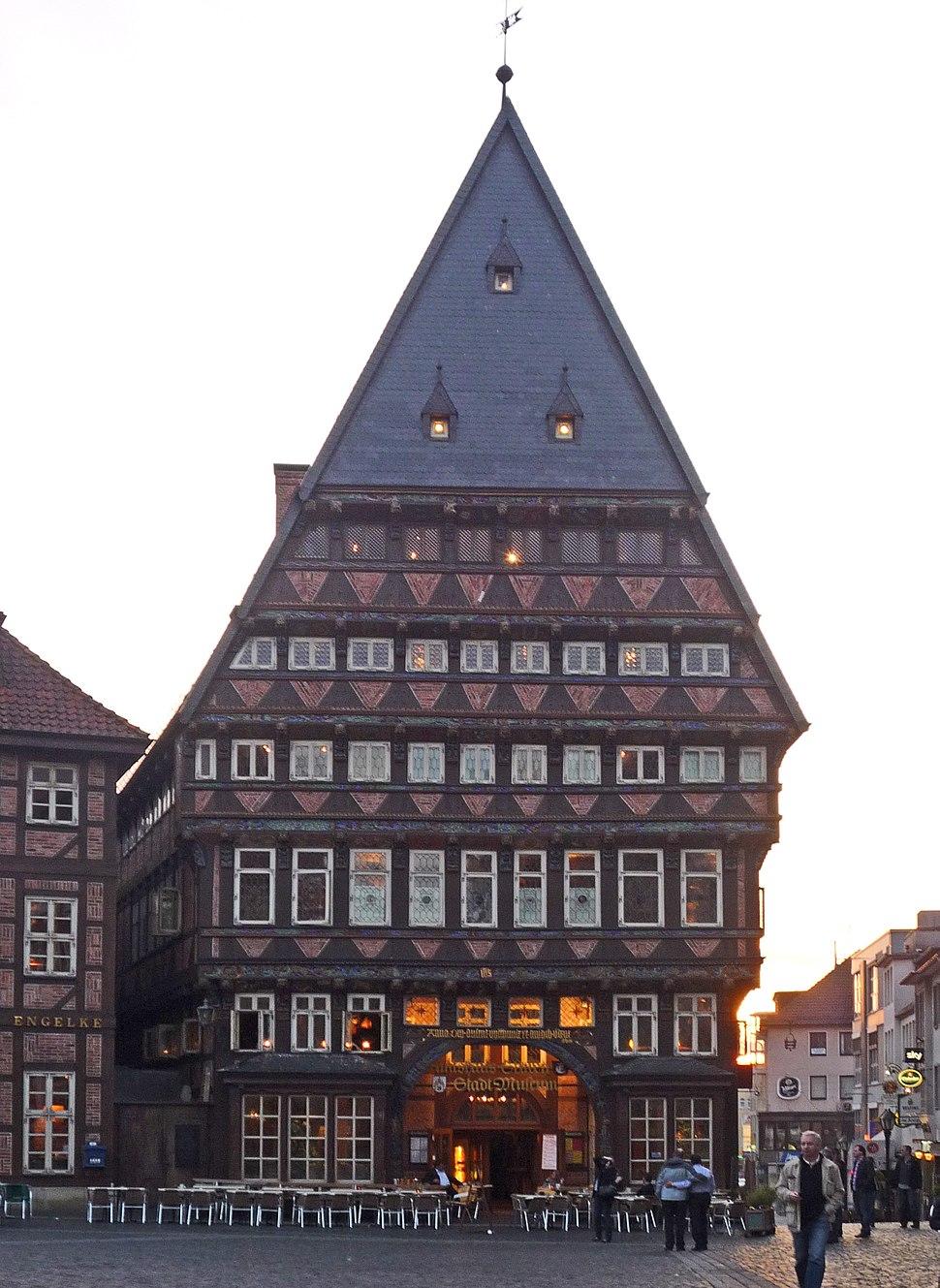 Knochenhaueramtshaus Hildesheim 719-vfL-50