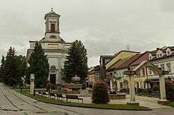 Kościół św Trójcy w Popradzie (2017).jpg