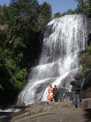 Palani Hills Wildlife Sanctuary and National Park - 3. Bear Shola Falls