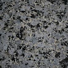 Schwarzer Granit granit