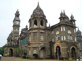 New Palace, Kolhapur - The new palace, Kolhapur