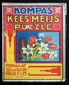 Kompas, Kees Meijs puzzle.JPG
