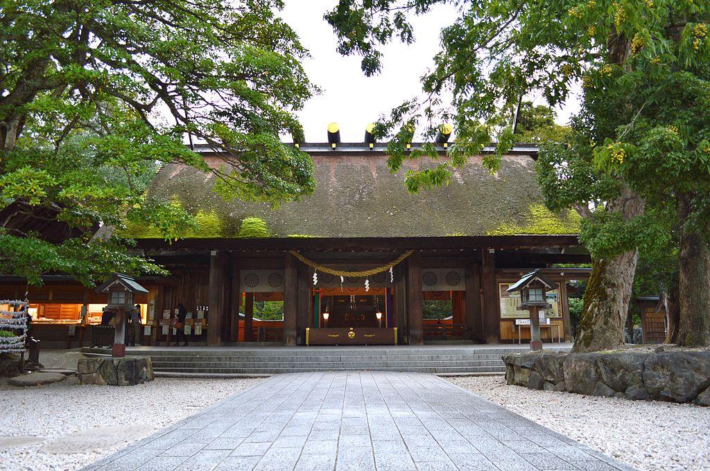 Kono-jinja (Miyazu) haiden