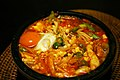 Korean stew-Sundubu jjigae-05.jpg