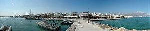 Kardamaina - Image: Kos Harbour Panoramic