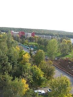 Chertanovo Tsentralnoye District District in Moscow, Russia