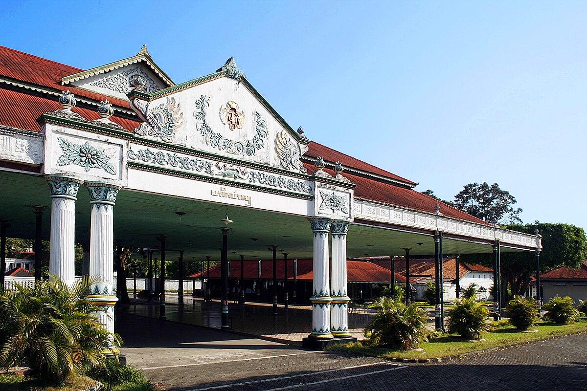Kraton Ngayogyakarta Hadiningrat - Wikipedia
