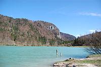 Kreda lake in Radovna.jpg