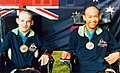 Kris Bignall and Tu Huynh with their bronze medals.jpg
