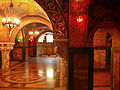 Krypta der Kirche des Hl. Georg in Topola (Oplenac) Serbien.jpg