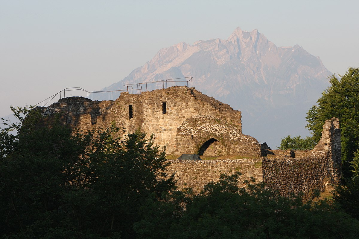 Image result for kussnacht castle