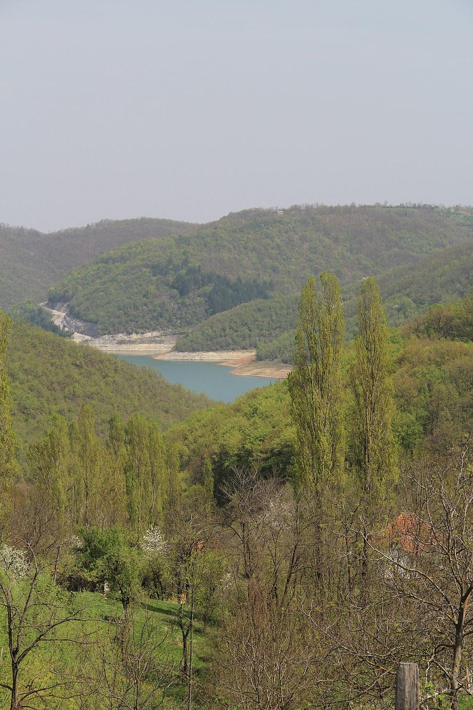 Kunice - opština Valjevo - zapadna Srbija - panorama 16